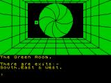 Message from Andromeda ZX Spectrum Green Room