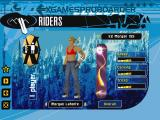 X-Games: Pro Boarder Windows Character selection