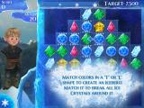 Frozen: Free Fall iPad Each of the early levels shows you how to play and/or make power-ups.