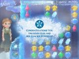 Frozen: Free Fall iPad Now I have unlocked Elsa and her glacier power-up