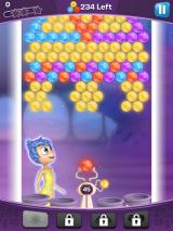 Inside Out: Thought Bubbles iPad Now the yellow bubbles power up Joy's power meter