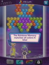 Inside Out: Thought Bubbles iPad Info about the Rainbow Memory