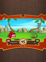 Angry Birds: Fight! iPad Ready to fight a pig