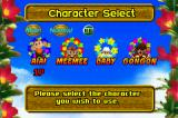 Super Monkey Ball Jr. Game Boy Advance Character Select Screen.
