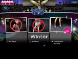 Jojo's Fashion Show Windows Another disastrous look.<br>Short skirts and bare arms are not appropriate for winter