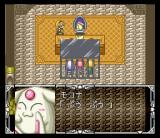 Magic Knight Rayearth SNES Captured by a rabbit creature. Those are the most dangerous ones, you know