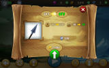 CastleStorm: Free to Siege Android Upgrading the arrows to make them stronger.