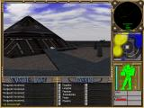 SCARAB Windows A view of the pyramid, closing in on my enemy.