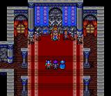 Magna Braban: Henreki no Yusha SNES The three heroes and the king