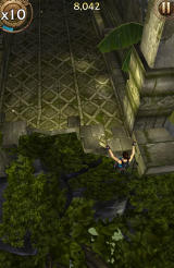 Lara Croft: Relic Run Android You can stumble a few times, but you can't fall.