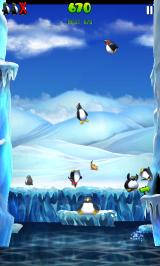 Penguin Palooza Android Getting hectic