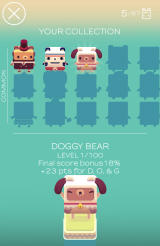 Alphabear Android The collection of bears so far