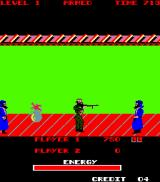 Special Forces: Kung Fu Commando Arcade Shoot enemies