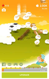 Sheep in Dream Android Playing at a different time of day.
