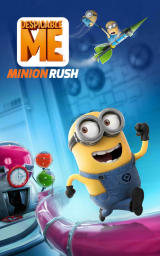 Despicable Me: Minion Rush Android Title screen
