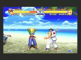 Real Bout Fatal Fury Special SEGA Saturn Kim Kaphwan vs Blue Mary