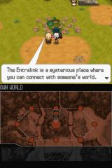 Pokémon: Black Version Nintendo DS The Entralink would be a fun multiplayer feature if anyone ever used it.