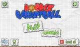 Doodle Basketball Android Maine menu