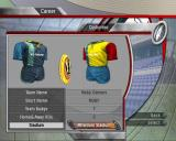 Rugby Challenge 2006 PlayStation 2 Career Mode starts with selecting a team to manage.<br>The default team is called Warriors but can be customised before the start of the season