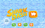 Shark Dash Android Main menu