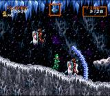 Super Ghouls 'N Ghosts SNES Bees on patrol