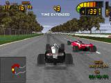 Formula 1 98 PlayStation An Arcade Race at Melbourne<br>Good performance earns the player time bonuses