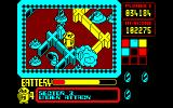 Martianoids Amstrad CPC Gameplay