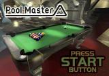 Q-Ball Billiards Master PlayStation 2 The game's START screen