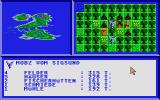 Asgard Atari ST Overview of income of one round