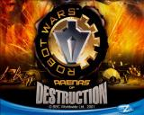 Robot Wars: Arenas of Destruction PlayStation 2 The game's title screen<br>This is followed by a short animation