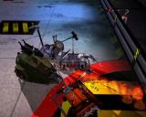 Robot Wars: Arenas of Destruction PlayStation 2 The player can change the camera angles to view the action that would otherwise be hidden behind one of the house bots