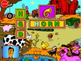 Sesame Street: Let's Make a Word! Windows The Two-Headed Monster on the Farm #3