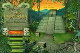 Jewels of Cleopatra 2: Aztec Mysteries Windows main screen