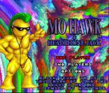 Mo Hawk & Headphone Jack SNES Main Menu / Intro screen