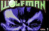 Wolfman Commodore 64 Loading screen