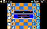 The Chessmaster 2000 Amiga It's possible to rotate the board and change colors