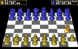 "The Chessmaster 2000 Amiga ""3D"" view"