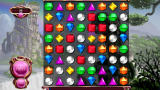 Bejeweled: Live Windows Apps An early game in the Classic mode