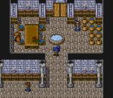 Nekketsu Tairiku: Burning Heroes SNES Laila starts in a nice building with a pool