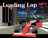Leading Lap MPV Amiga Title screen