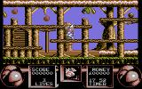 Flimbo's Quest Commodore 64 Beginning your quest