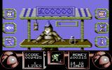 Flimbo's Quest Commodore 64 You can buy helpful items in the shop