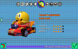 Pac-Man Kart Rally 3D Android Character selection (demo version)