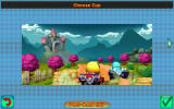 Pac-Man Kart Rally 3D Android Cup selection