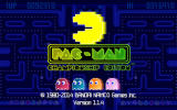 Pac-Man: Championship Edition Android Title screen