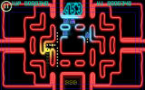 Pac-Man: Championship Edition Android The colour changes when you pick up a power pill.