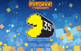 Pac-Man + Tournaments Android Title screen