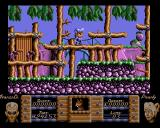 Flimbo's Quest Amiga Setting out on your quest