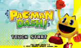Pac-Man Dash! Android Title screen