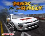 MAX Rally Amiga Title screen